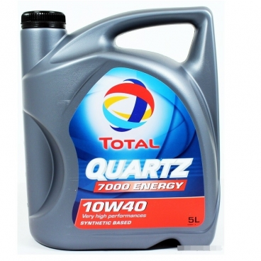 ACEITE MOTOR TOTAL 10W40