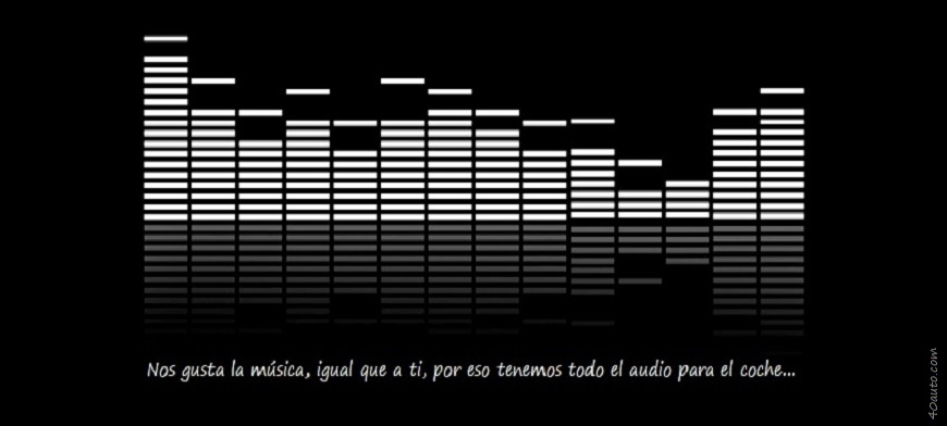 Car Audio en 40auto.com